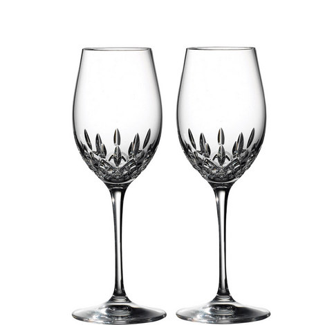 Lismore Essence White Wine Set of Two, ${color}