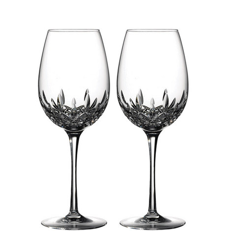 Lismore Essence Goblet Set of Two, ${color}