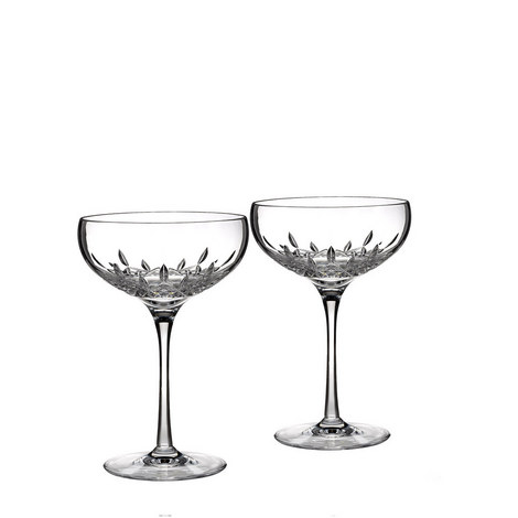 Lismore Essence Champagne Coupe Set of Two, ${color}