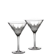 Lismore Diamond Martini Set of Two