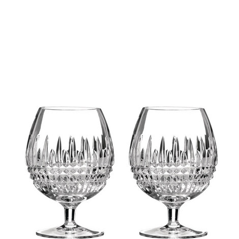 Lismore Diamond Brandy Glass Set of Two, ${color}