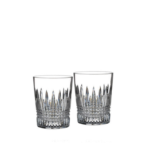 Lismore Diamond Tumbler Set of Two, ${color}