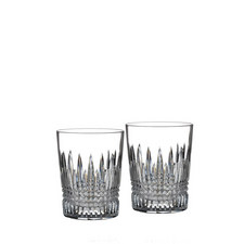 Lismore Diamond Tumbler Set of Two