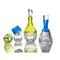 Four Mixology Shot Glasses, ${color}