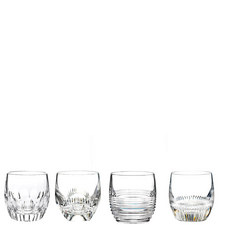 Mixology Double Old Fashioned Set of Four