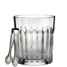 Mixology Echo Ice Bucket and Tongs