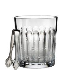 Mixology Echo Ice Bucket and Tongs