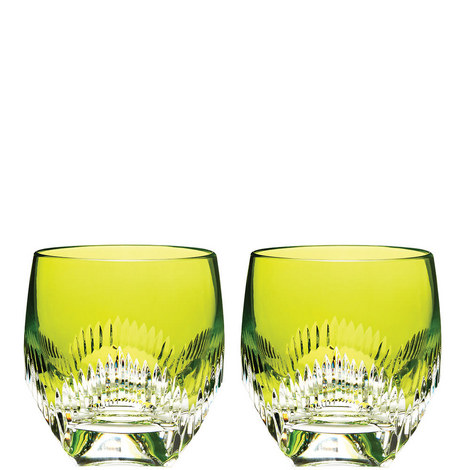 Mixology Echo Tumbler Neon Set of Two, ${color}