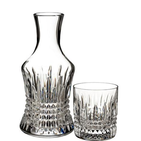 Lismore Diamond Bedside Carafe and Glass, ${color}