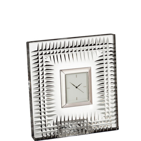 Lismore Diamond Bedside Clock, ${color}
