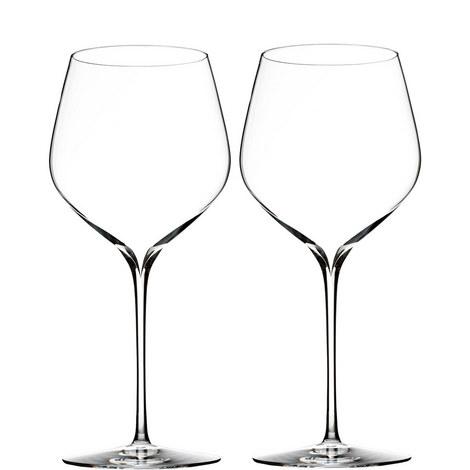 Elegance Cabernet Sauvignon Glass Set of Two, ${color}