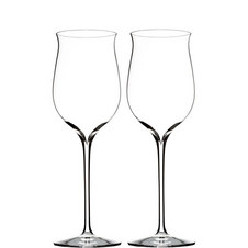 Two Elegance Riesling Glasses