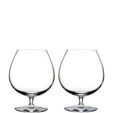 Elegance Brandy Glass Set of Two