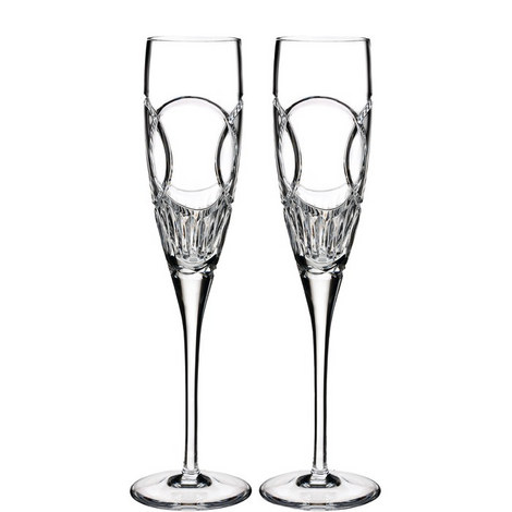 Love Wedding Vows Flute Pair, ${color}