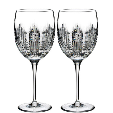 Essentially Dungarvan Goblet Glasses, ${color}
