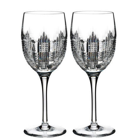 Essentially Dungarvan Wine Glasses, ${color}