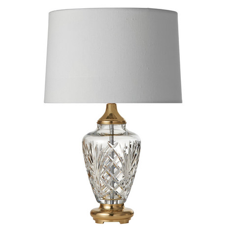 Avery Accent Crystal Lamp, ${color}