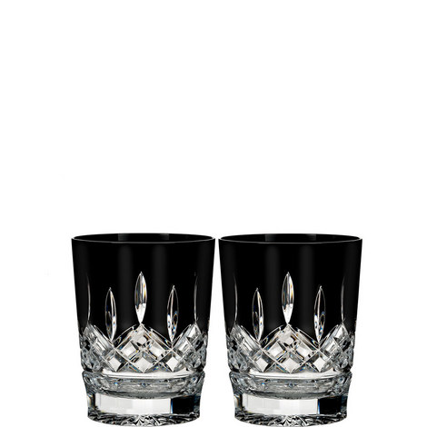 Lismore Black Tumblers, ${color}