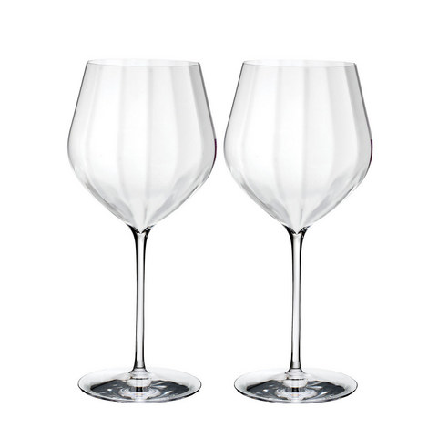 Elegance Optic Cabernet Sauvignon Glasses, ${color}
