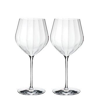 Elegance Optic Cabernet Sauvignon Glasses