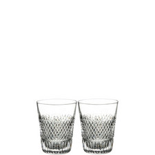 Diamond Line Shot Glass