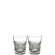 Diamond Line Shot Glass
