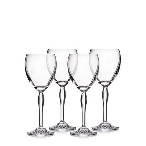 b8b9ea63044b8a WATERFORD CRYSTAL All Purpose Wine Glass Set