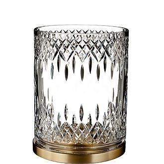Lismore Reflection Gold Band Bowl