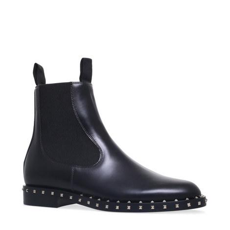 Soul Rockstud Chelsea Boots, ${color}