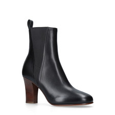 Lovestud Ankle Boots