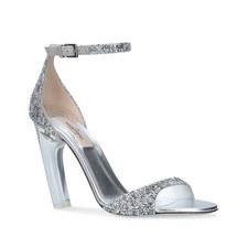 Twinkles Crystal 105 Heeled Sandals