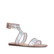 See-Through PVC Sandals