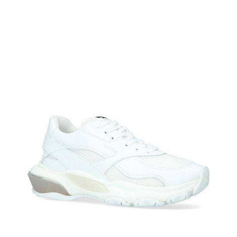 Bounce Leather Trainers, ${color}