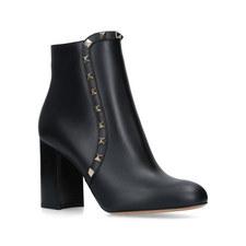 Rockstud Ankle Boot