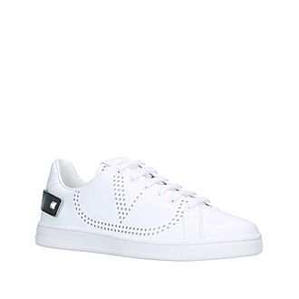 Perforated V Trainers