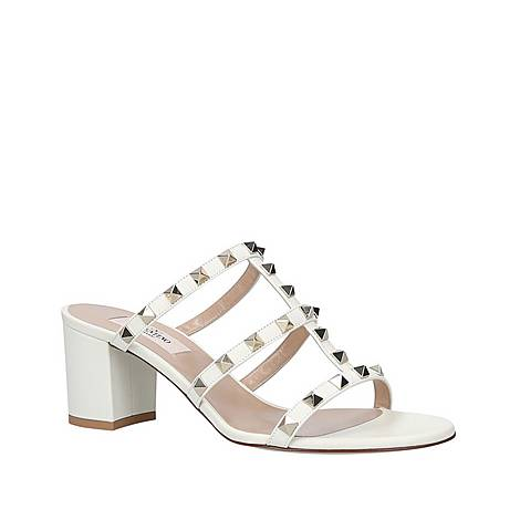Rockstud Block Mules, ${color}