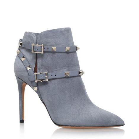 Rockstud 100 Ankle Boots, ${color}