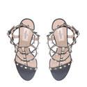 Rockstud T-Bar 100 Sandals, ${color}