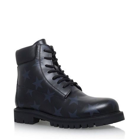 Hologram Stars Combat Boots, ${color}