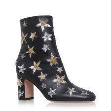 Starstudded 75 Ankle Boots
