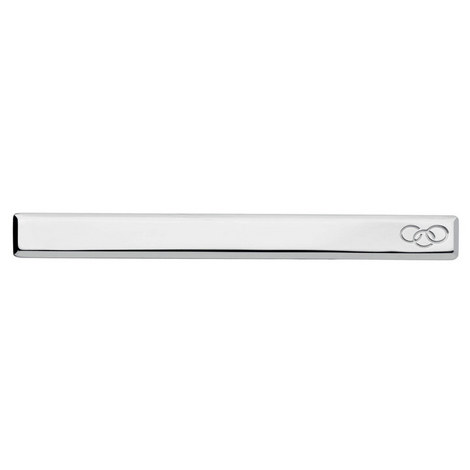 Sterling Silver Tie Bar, ${color}