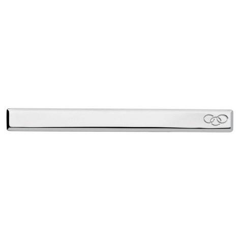 Sterling Silver Tie Bar, ${color}