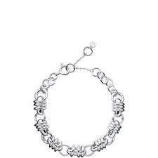 Sterling Silver Sweetie Charm Bracelet