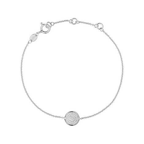 Diamond Essentials Round Pavé Bracelet, ${color}