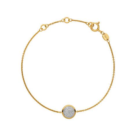 Diamond Essentials Round Bracelet, ${color}
