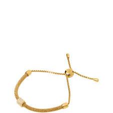 Starlight Sapphire Slider Bracelet