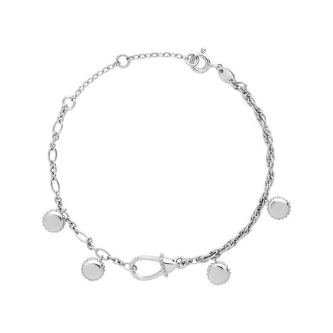 Amulet Carabiner Bracelet, ${color}