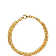 Essentials Silk 10 Row Bracelet