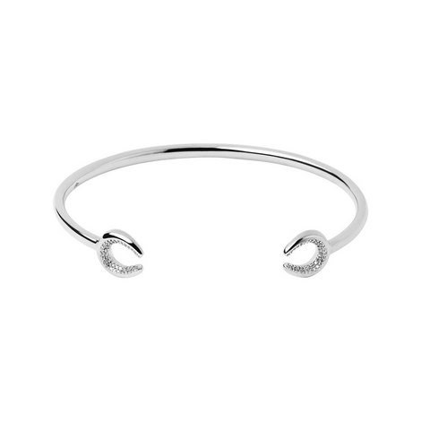 Ascot Diamond Essentials Horseshoe Cuff, ${color}