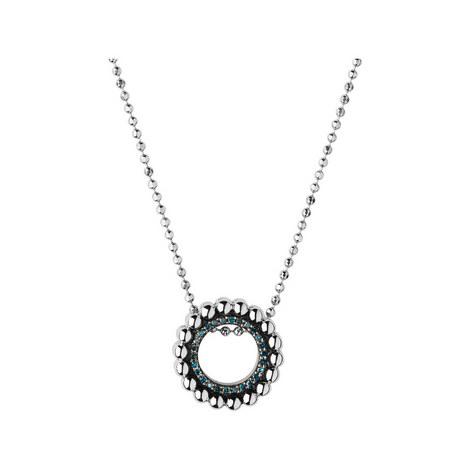 Effervescence Diamond Necklace Large, ${color}